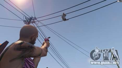 GTA 5 Force Eject cuarto captura de pantalla