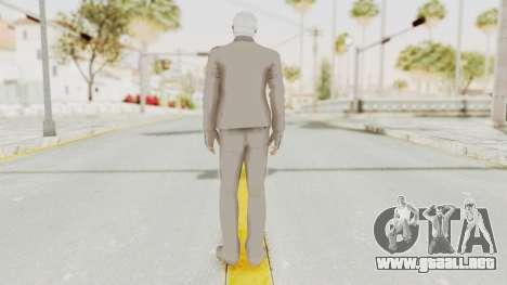 X-men: Apocalypse - Quicksilver para GTA San Andreas tercera pantalla