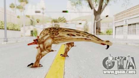 Bullsquid from Half-Life 1 para GTA San Andreas tercera pantalla