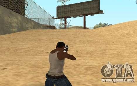 M4 Cyrex para GTA San Andreas séptima pantalla