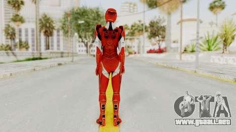 Marvel Heroes - Rescue para GTA San Andreas tercera pantalla