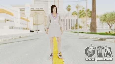 Dead Or Alive 5 - Kokoro Business para GTA San Andreas segunda pantalla