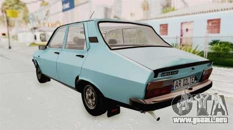 Dacia 1310 MLS 1989 para GTA San Andreas left