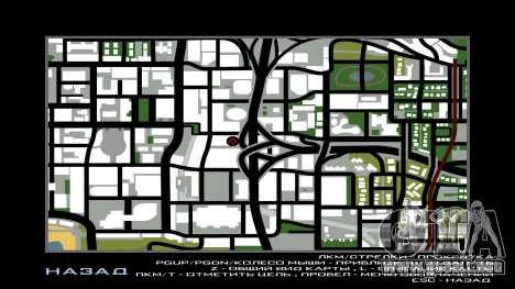 LSPD New Garage para GTA San Andreas sexta pantalla