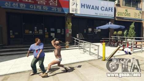 GTA 5 Wooden Fantasy Hammer séptima captura de pantalla