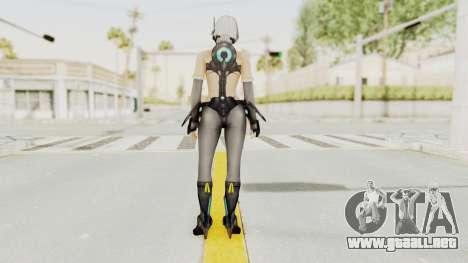Dead Or Alive 5 LR Christie Tamiki Wakaki DLC v2 para GTA San Andreas tercera pantalla