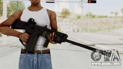 AA-12 Eotech Holo para GTA San Andreas tercera pantalla