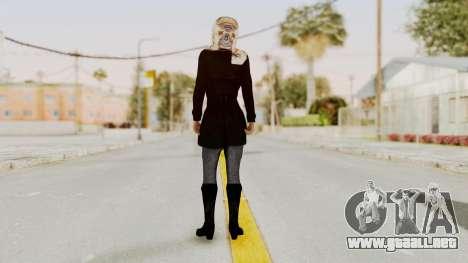Iranian Girl Skin para GTA San Andreas tercera pantalla