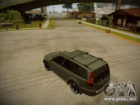 Great Wall Hover H2 2008 para GTA San Andreas left