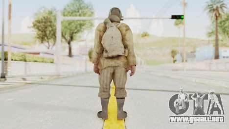 COD BO Nikholai para GTA San Andreas tercera pantalla
