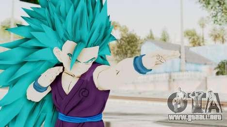 Dragon Ball Xenoverse Gohan Teen DBS SSGSS3 v1 para GTA San Andreas