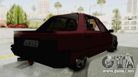 Renault Broadway v2 para GTA San Andreas left