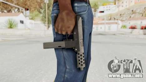 Tec-9 HD para GTA San Andreas tercera pantalla