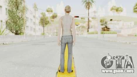 Assassins Creed Brotherhood - Lucy Stillman para GTA San Andreas tercera pantalla