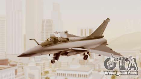 Dassault Rafale Indian Air Force para GTA San Andreas
