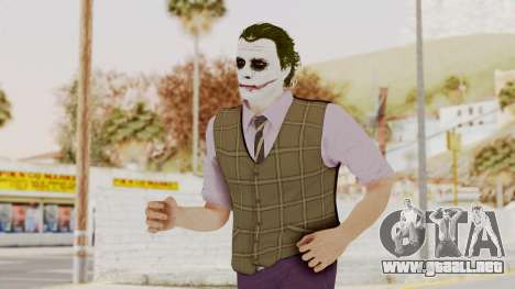 Joker Skin para GTA San Andreas