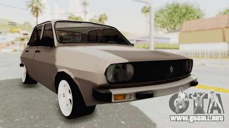 Renault 12 para la visión correcta GTA San Andreas