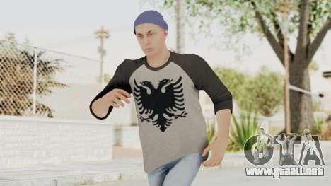 GTA 5 Skin Modified Eagle para GTA San Andreas