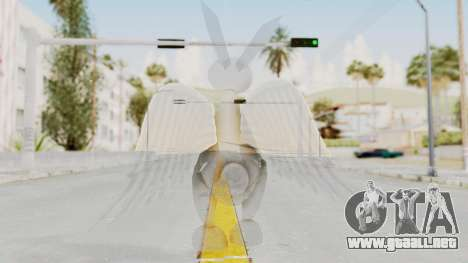 Kao the Kangaroo Angel para GTA San Andreas tercera pantalla