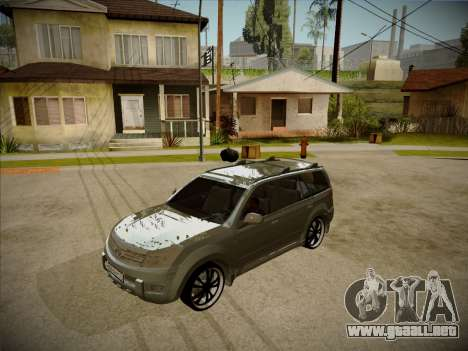 Great Wall Hover H2 2008 para GTA San Andreas