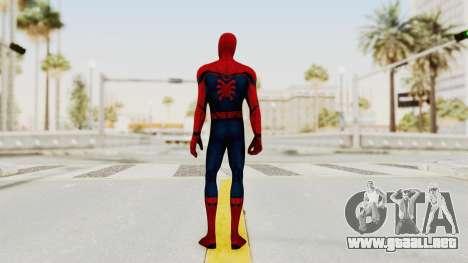 Marvel Future Fight - Spider-Man (Civil War) para GTA San Andreas tercera pantalla