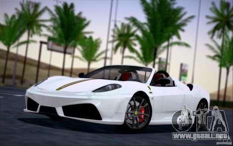 Ferrari F430 Scuderia BULKIN EDITION para GTA San Andreas