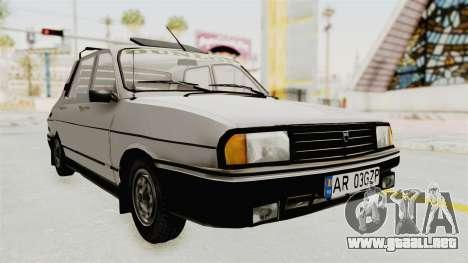 Dacia 1310 TX 1986 para la visión correcta GTA San Andreas