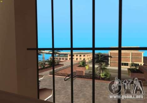 New Interior Radiocenter para GTA San Andreas séptima pantalla
