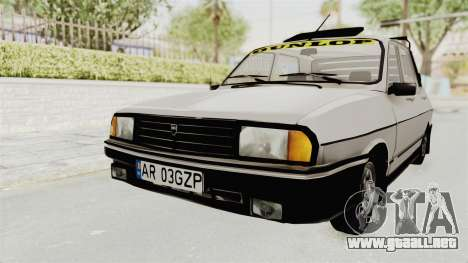Dacia 1310 TX 1986 para GTA San Andreas