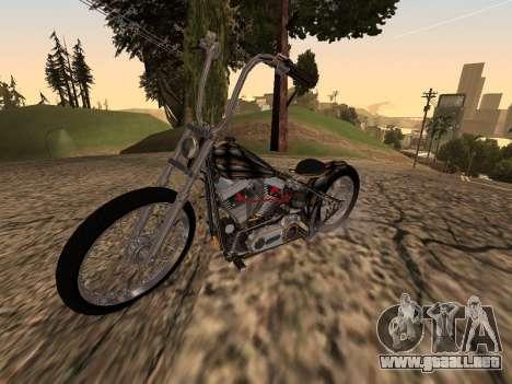 Chopper Old School para GTA San Andreas