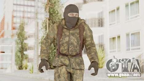 COD Black Ops Russian Spetznaz v2 para GTA San Andreas