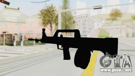 QBB-95 para GTA San Andreas tercera pantalla
