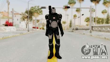 Marvel Heroes - War Machine (AOU) para GTA San Andreas segunda pantalla