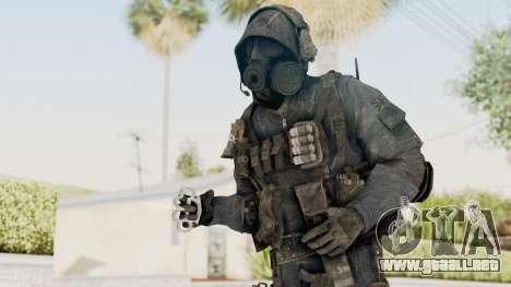 CoD MW3 SAS para GTA San Andreas