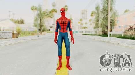 Marvel Heroes - Spider-Man para GTA San Andreas segunda pantalla