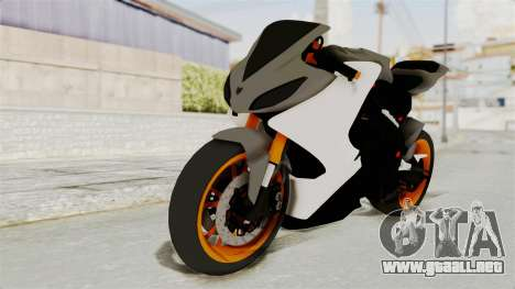 Yamaha YZF-R25 YoungMachine v2 para GTA San Andreas