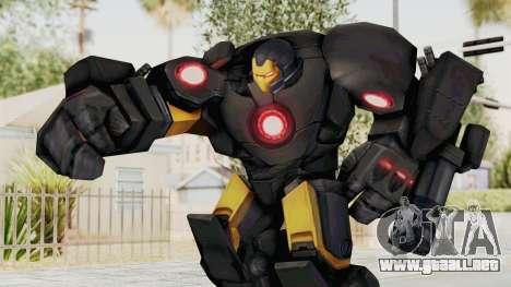Marvel Future Fight - Hulk Buster Heavy Duty v2 para GTA San Andreas