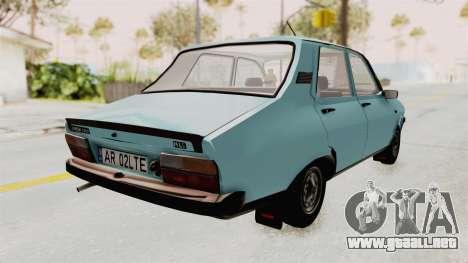 Dacia 1310 MLS 1989 para la visión correcta GTA San Andreas