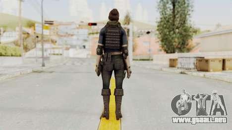 Phantomers Linda Sashantti para GTA San Andreas tercera pantalla
