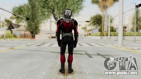 Captain America Civil War - Ant-Man para GTA San Andreas tercera pantalla