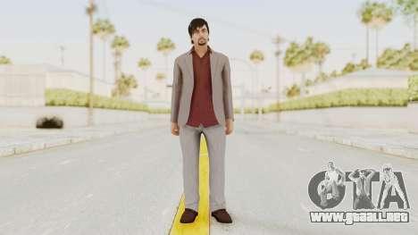 GTA 5 Online Male Skin 1 para GTA San Andreas segunda pantalla
