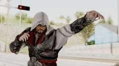 AC Brotherhood - Ezio Auditore Seusenhofer Armor para GTA San Andreas
