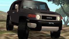 Toyota FJ Cruiser para GTA San Andreas