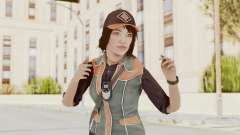 Assassins Creed 4 - Rebecca Crane para GTA San Andreas