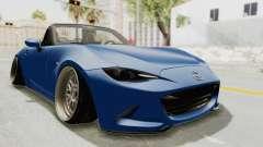 Mazda MX-5 Slammed