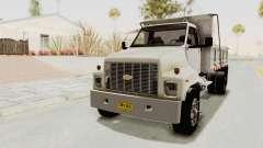Chevrolet Kodiak Dumper Truck para GTA San Andreas