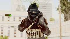 Battlefiled 3 Russian Medic para GTA San Andreas