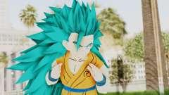 Dragon Ball Xenoverse Gohan Teen DBS SSGSS3 v2 para GTA San Andreas