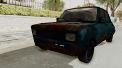 Zastava 1100 Rusty para GTA San Andreas