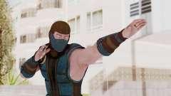 Mortal Kombat X Klassic Sub Zero v1 para GTA San Andreas